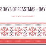 *** 12 Days of Feastmas *** Day 2 – Havet