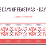 *** 12 Days of Feastmas *** Day 5 –  Saltwaters Fish & Chips
